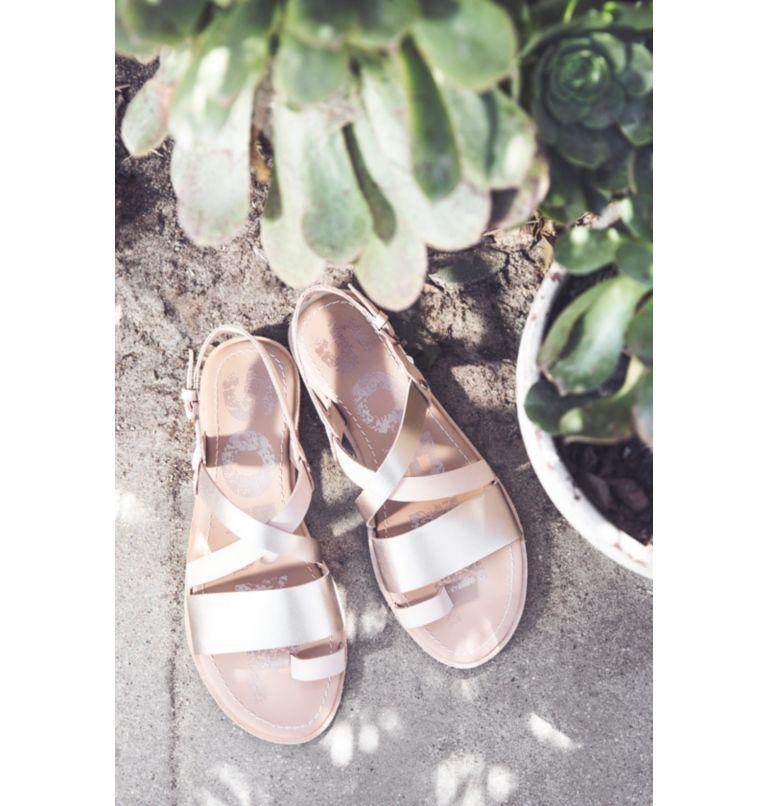 ELLA™ CRISS CROSS | 257 | 5 Women's Ella™ Criss Cross Sandal, Natural Tan, a3