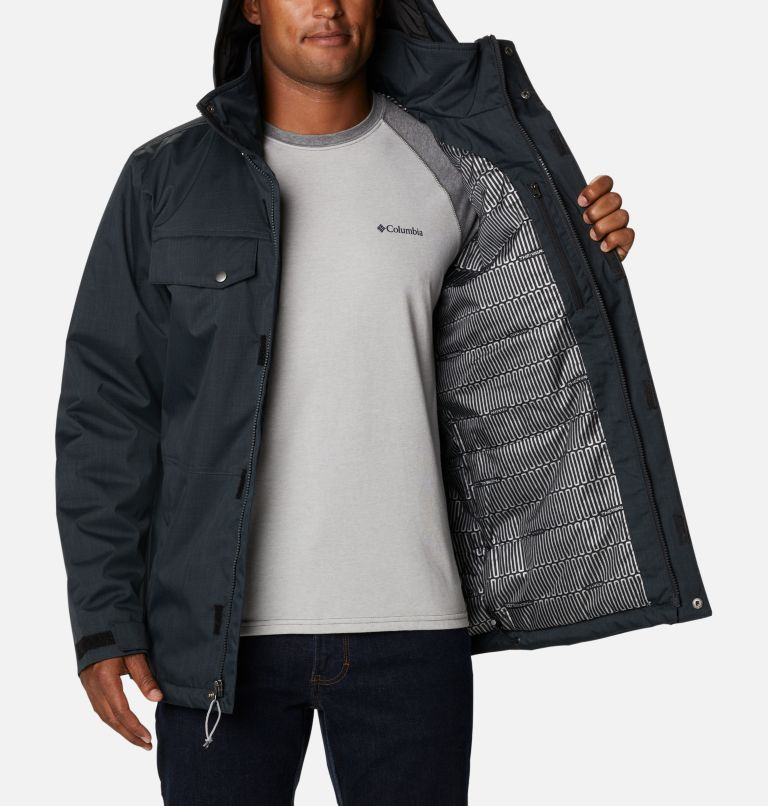Men's Pulaski Lake™ Insulated Jacket Men's Pulaski Lake™ Insulated Jacket, a3