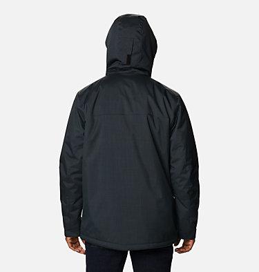 Men's Pulaski Lake™ Insulated Jacket Pulaski Lake™ Insulated Jacket | 010 | L, Black, back