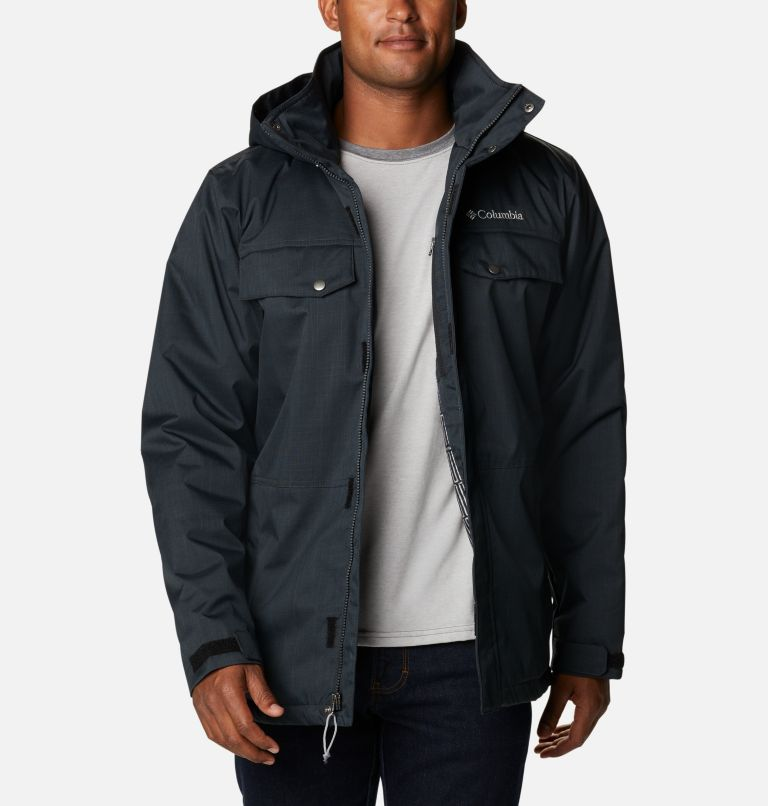 Columbia Mens Pulaski Lake Insulated Jacket