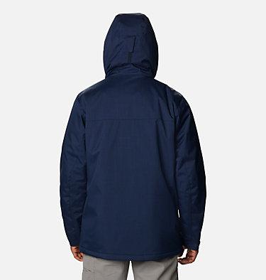 Men's Pulaski Lake™ Insulated Jacket Pulaski Lake™ Insulated Jacket   010   L, Collegiate Navy, back