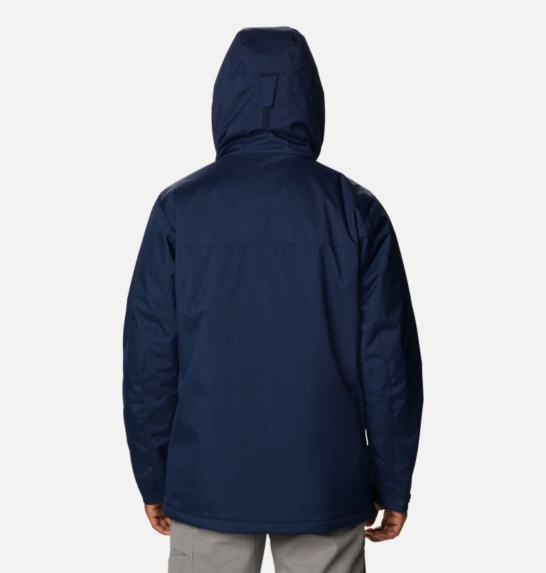 Men's Pulaski Lake™ Insulated Jacket Men's Pulaski Lake™ Insulated Jacket, back