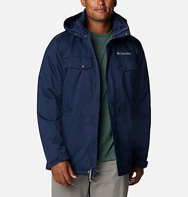 Men's Pulaski Lake™ Insulated Jacket Pulaski Lake™ Insulated Jacket   010   L, Collegiate Navy, front