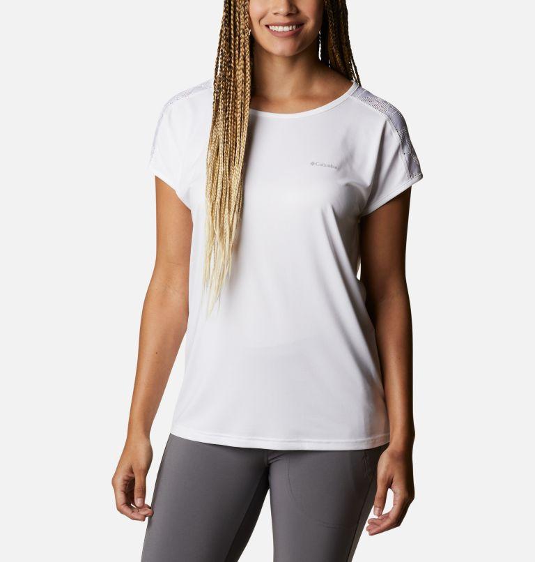 Women's Sunlight Peak™ Novelty Short Sleeve Shirt Women's Sunlight Peak™ Novelty Short Sleeve Shirt, front
