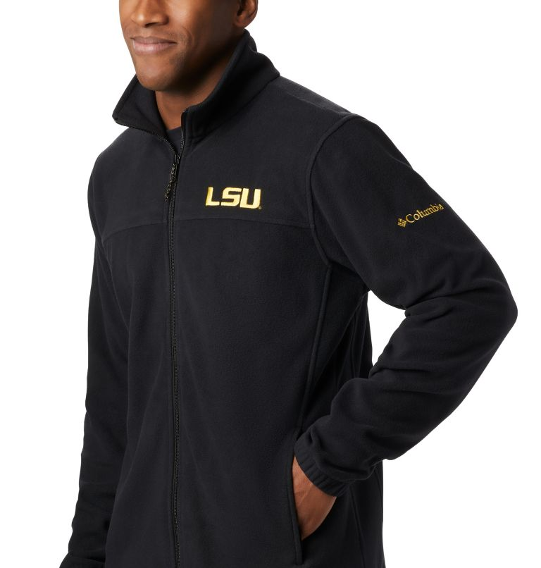 Men's Collegiate Flanker™ III Fleece Jacket - LSU Men's Collegiate Flanker™ III Fleece Jacket - LSU, a2