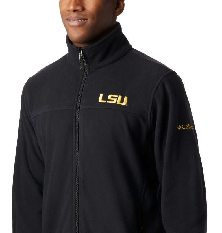 Men's Collegiate Flanker™ III Fleece Jacket - LSU Men's Collegiate Flanker™ III Fleece Jacket - LSU, a3