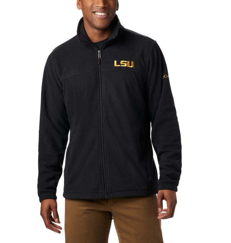 Men's Collegiate Flanker™ III Fleece Jacket - LSU Men's Collegiate Flanker™ III Fleece Jacket - LSU, front