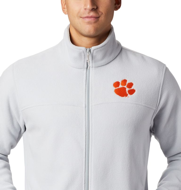 Men's Collegiate Flanker™ III Fleece Jacket - Clemson Men's Collegiate Flanker™ III Fleece Jacket - Clemson, a1