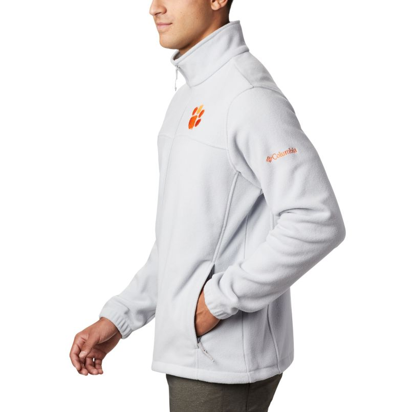 Men's Collegiate Flanker™ III Fleece Jacket - Clemson Men's Collegiate Flanker™ III Fleece Jacket - Clemson, a2