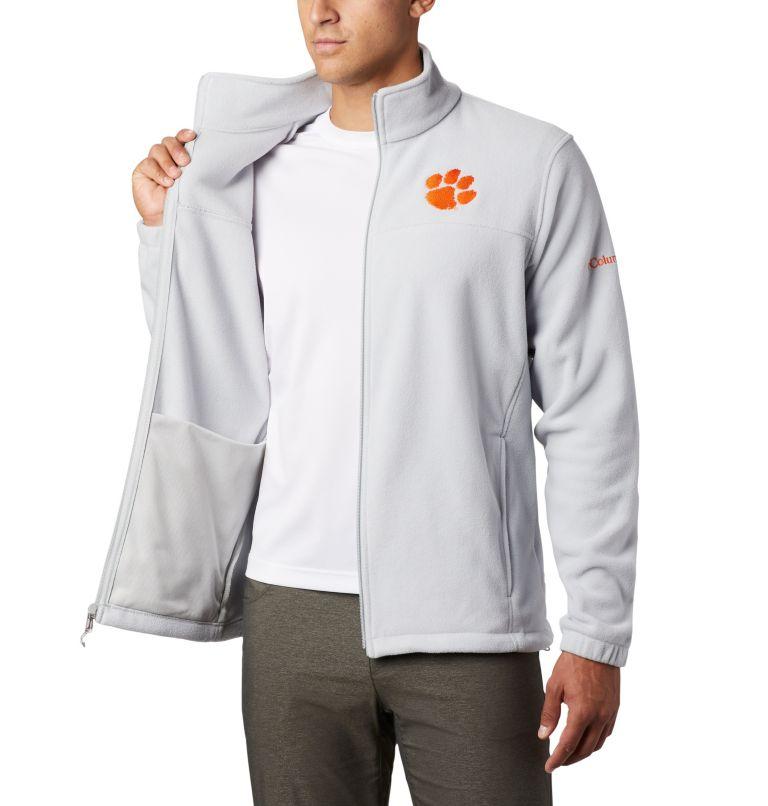 Men's Collegiate Flanker™ III Fleece Jacket - Clemson Men's Collegiate Flanker™ III Fleece Jacket - Clemson, a3