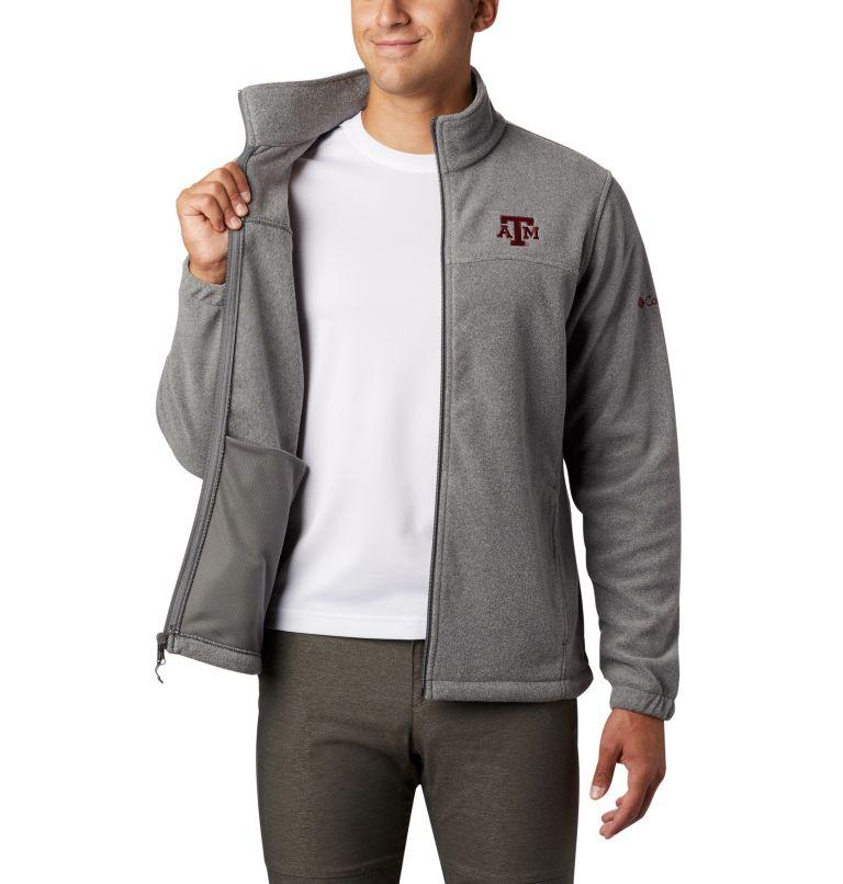 Men's Collegiate Flanker™ III Fleece Jacket - Texas A&M Men's Collegiate Flanker™ III Fleece Jacket - Texas A&M, a3