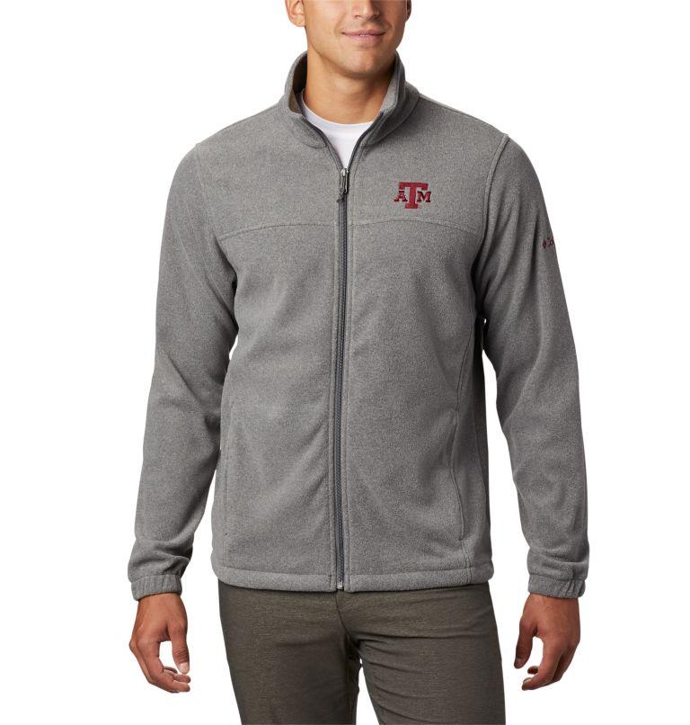 Men's Collegiate Flanker™ III Fleece Jacket - Texas A&M Men's Collegiate Flanker™ III Fleece Jacket - Texas A&M, front