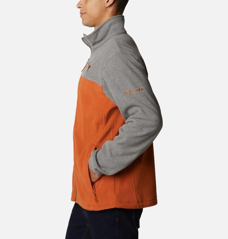 Men's Collegiate Flanker™ III Fleece Jacket - Texas Men's Collegiate Flanker™ III Fleece Jacket - Texas, a1