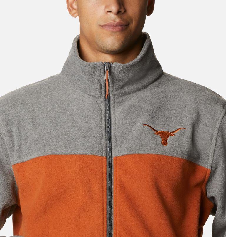 Men's Collegiate Flanker™ III Fleece Jacket - Texas Men's Collegiate Flanker™ III Fleece Jacket - Texas, a2