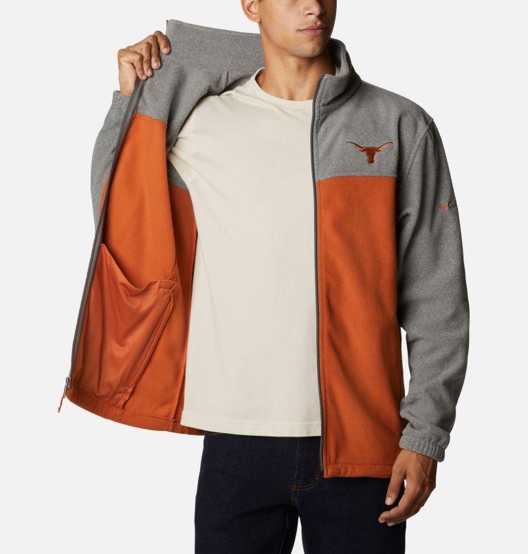 Men's Collegiate Flanker™ III Fleece Jacket - Texas Men's Collegiate Flanker™ III Fleece Jacket - Texas, a3