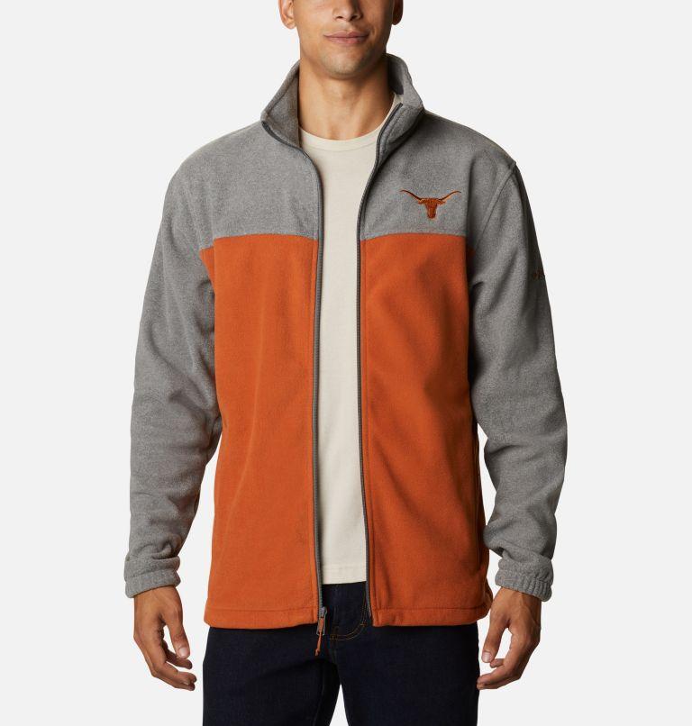 Men's Collegiate Flanker™ III Fleece Jacket - Texas Men's Collegiate Flanker™ III Fleece Jacket - Texas, front