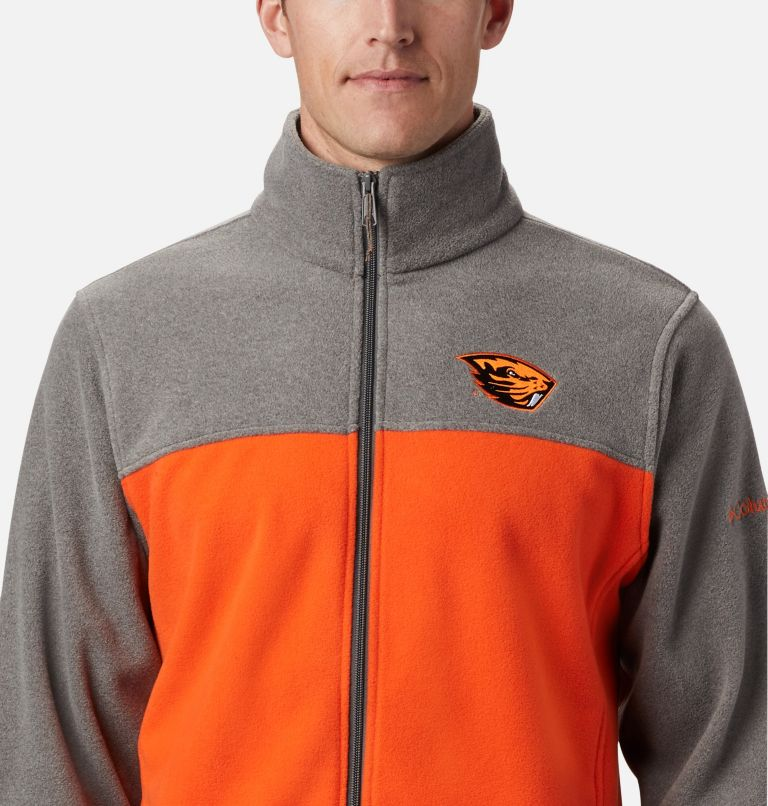 Men's Collegiate Flanker™ III Fleece Jacket - Oregon State Men's Collegiate Flanker™ III Fleece Jacket - Oregon State, a1