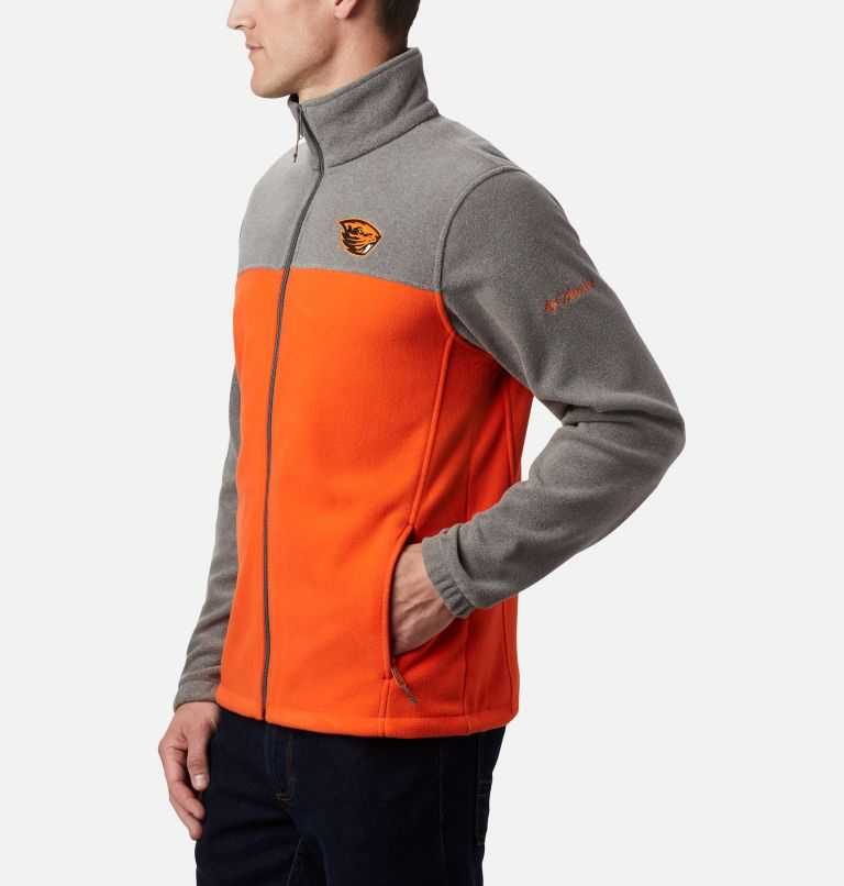 Men's Collegiate Flanker™ III Fleece Jacket - Oregon State Men's Collegiate Flanker™ III Fleece Jacket - Oregon State, a2