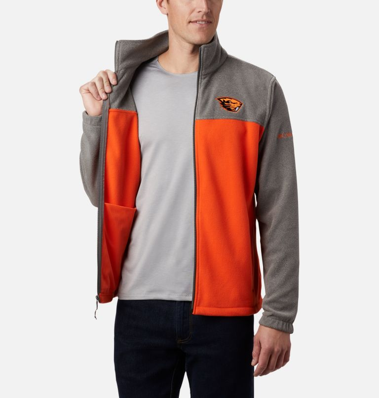 Men's Collegiate Flanker™ III Fleece Jacket - Oregon State Men's Collegiate Flanker™ III Fleece Jacket - Oregon State, a3