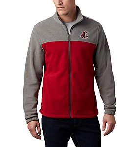 Men's Collegiate Flanker™ III Fleece Jacket - Washington State