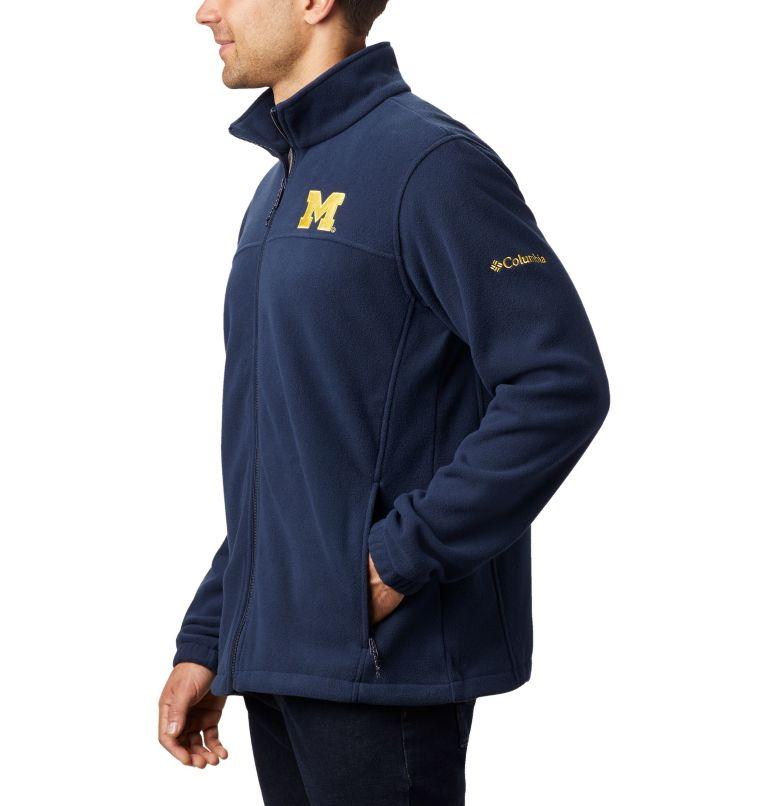Men's Collegiate Flanker™ III Fleece Jacket - Michigan Men's Collegiate Flanker™ III Fleece Jacket - Michigan, a2