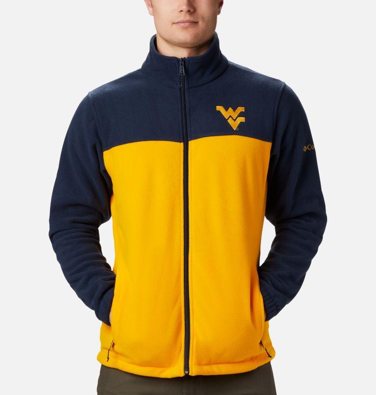 Men's Collegiate Flanker™ III Fleece Jacket - West Virginia University Men's Collegiate Flanker™ III Fleece Jacket - West Virginia University, a1