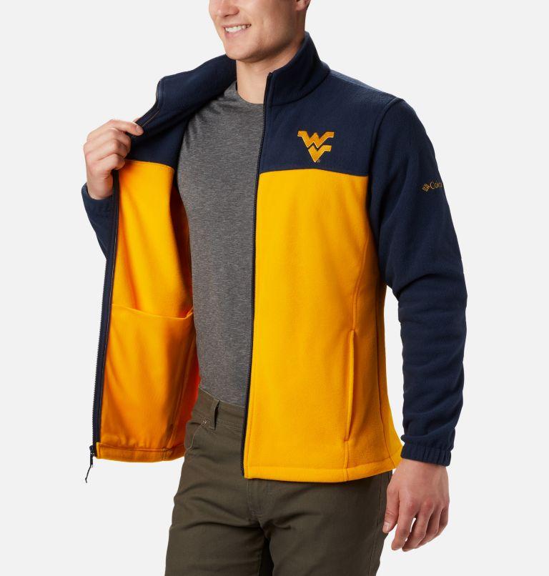 Men's Collegiate Flanker™ III Fleece Jacket - West Virginia University Men's Collegiate Flanker™ III Fleece Jacket - West Virginia University, a3