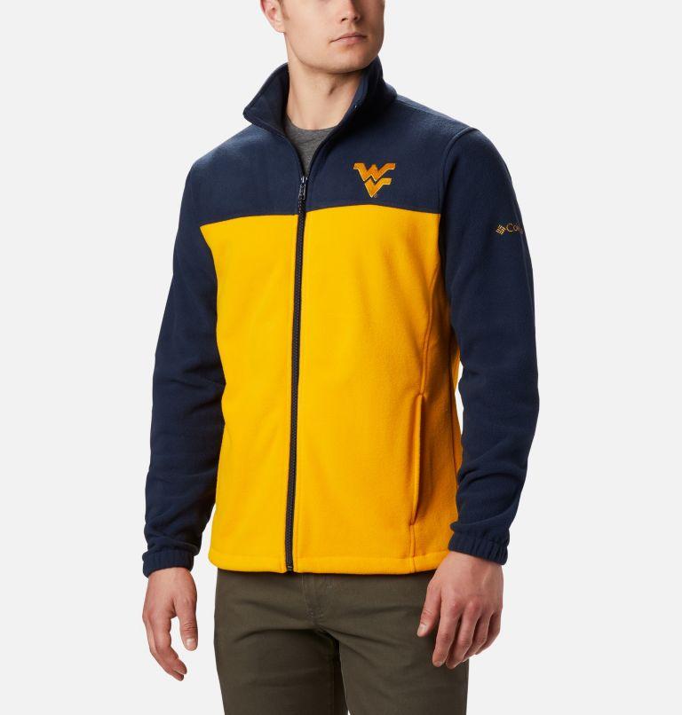 Men's Collegiate Flanker™ III Fleece Jacket - West Virginia University Men's Collegiate Flanker™ III Fleece Jacket - West Virginia University, front