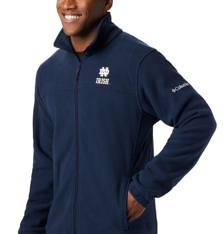 Men's Collegiate Flanker™ III Fleece Jacket - Notre Dame Men's Collegiate Flanker™ III Fleece Jacket - Notre Dame, a2