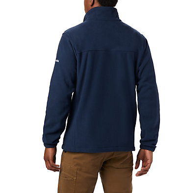 Men's Collegiate Flanker™ III Fleece Jacket - Notre Dame CLG Flanker™ III Fleece Jacket | 430 | XS, ND - Collegiate Navy, back