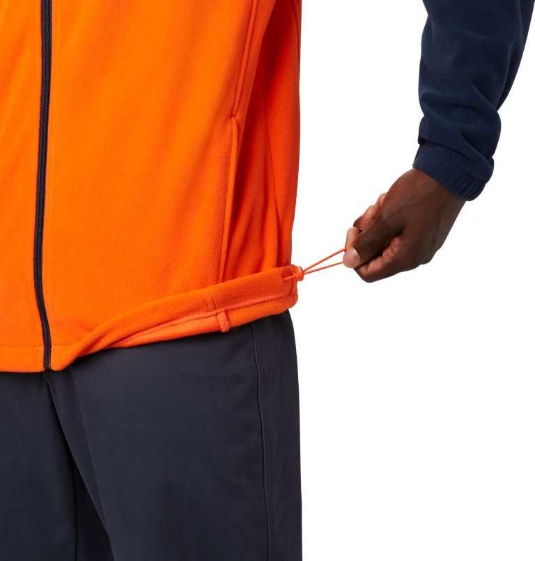 Men's Collegiate Flanker™ III Fleece Jacket - Auburn Men's Collegiate Flanker™ III Fleece Jacket - Auburn, a3