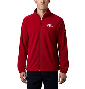 Men's Collegiate Flanker™ III Fleece Jacket - Arkansas