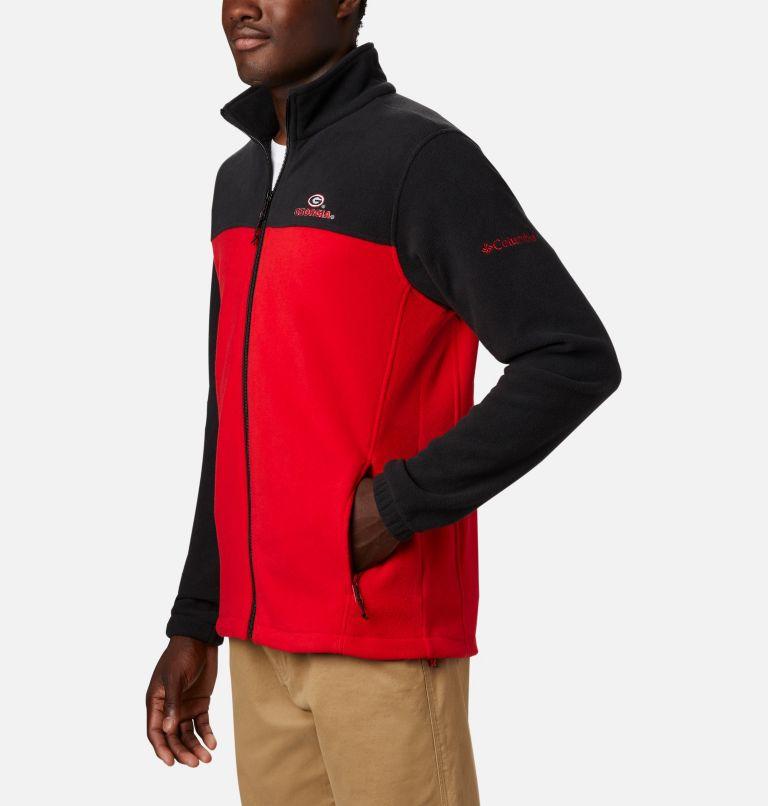 Men's Collegiate Flanker™ III Fleece Jacket - Georgia Men's Collegiate Flanker™ III Fleece Jacket - Georgia, a1