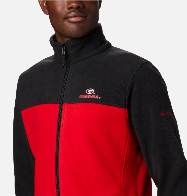 Men's Collegiate Flanker™ III Fleece Jacket - Georgia Men's Collegiate Flanker™ III Fleece Jacket - Georgia, a2
