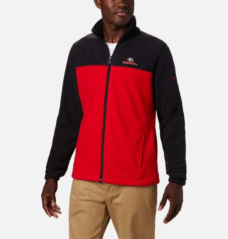 Men's Collegiate Flanker™ III Fleece Jacket - Georgia Men's Collegiate Flanker™ III Fleece Jacket - Georgia, front
