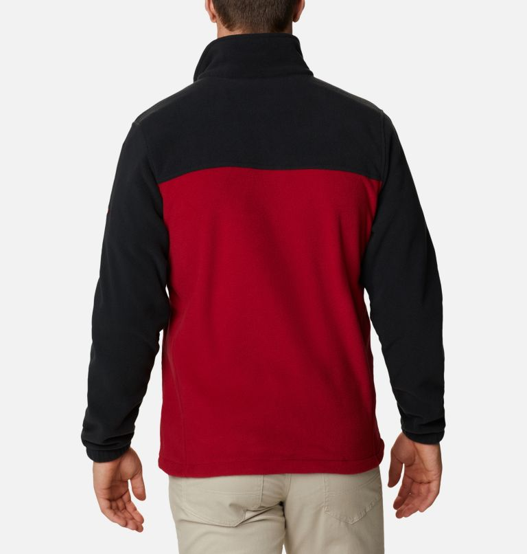 Men's Collegiate Flanker™ III Fleece Jacket Men's Collegiate Flanker™ III Fleece Jacket, back