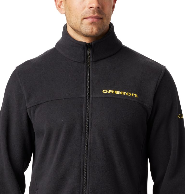 Men's Collegiate Flanker™ III Fleece Jacket - Oregon Men's Collegiate Flanker™ III Fleece Jacket - Oregon, a1