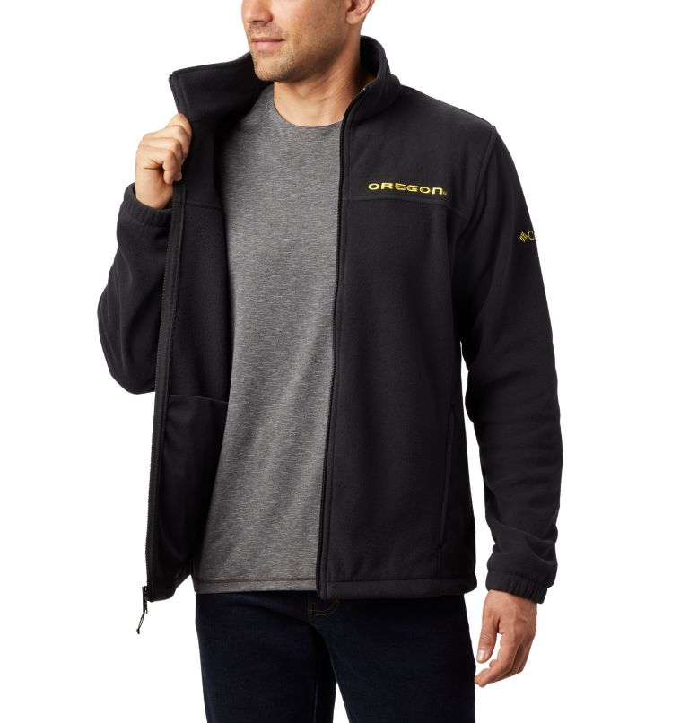 Men's Collegiate Flanker™ III Fleece Jacket - Oregon Men's Collegiate Flanker™ III Fleece Jacket - Oregon, a4