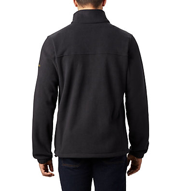 Men's Collegiate Flanker™ III Fleece Jacket - Oregon CLG Flanker™ III Fleece Jacket | 972 | XL, UO - Black, back