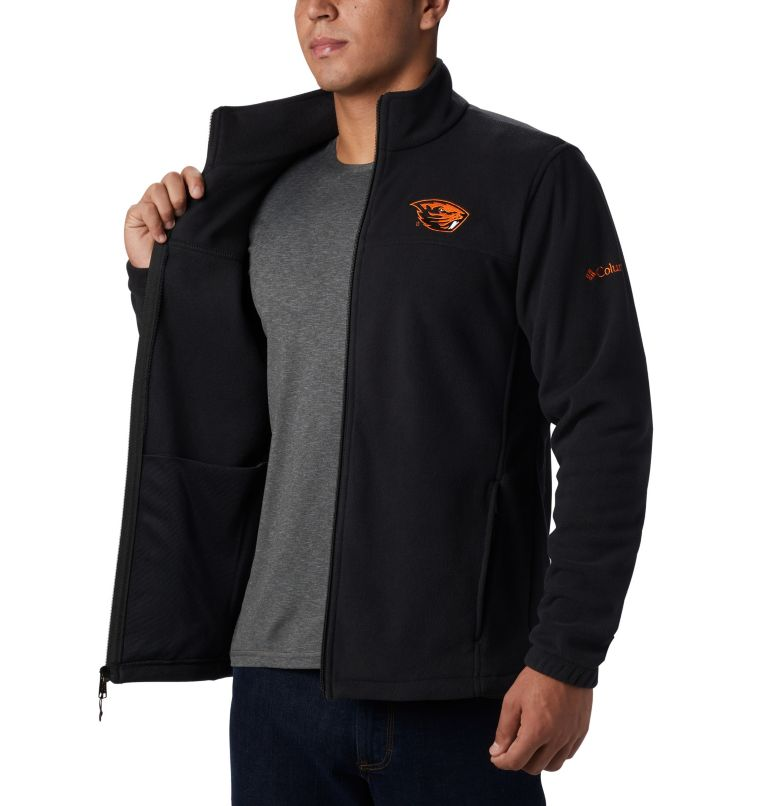 Men's Collegiate Flanker™ III Fleece Jacket - Oregon State Men's Collegiate Flanker™ III Fleece Jacket - Oregon State, a4