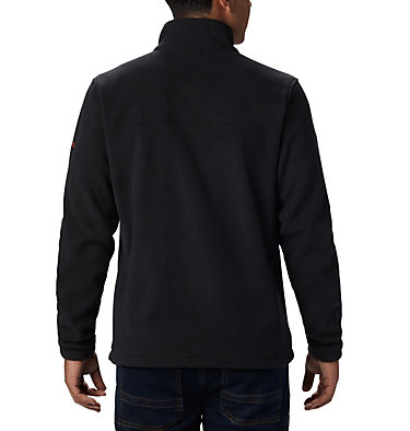 Men's Collegiate Flanker™ III Fleece Jacket - Oregon State CLG Flanker™ III Fleece Jacket | 086 | S, OSU - Black, back