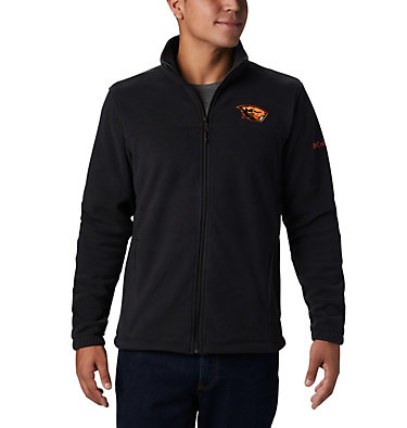 Men's Collegiate Flanker™ III Fleece Jacket - Oregon State CLG Flanker™ III Fleece Jacket | 086 | S, OSU - Black, front