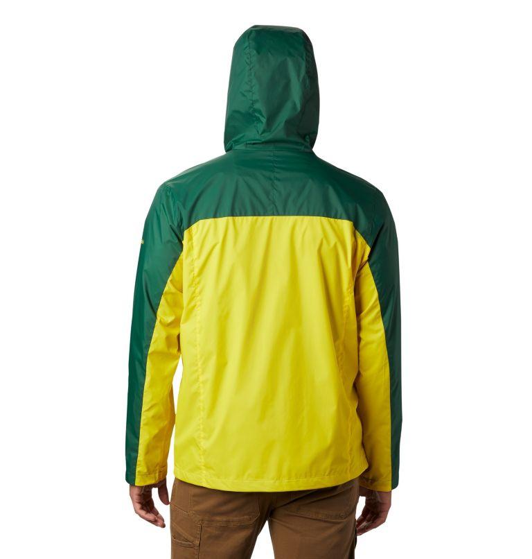 Men's Collegiate Glennaker Storm™ Jacket - Oregon Men's Collegiate Glennaker Storm™ Jacket - Oregon, back