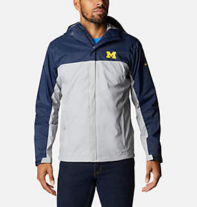 Men's Collegiate Glennaker Storm™ Jacket - Michigan