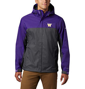 Men's Collegiate Glennaker Storm™ Jacket - Washington