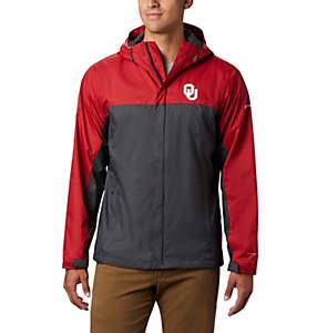 Men's Collegiate Glennaker Storm™ Jacket - Oklahoma