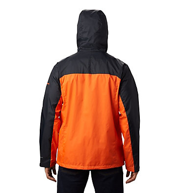 Men's Collegiate Glennaker Storm™ Jacket - Oregon State CLG Men's Glennaker Storm™ Jacket | 975 | L, OSU - Black, Tangy Orange, back