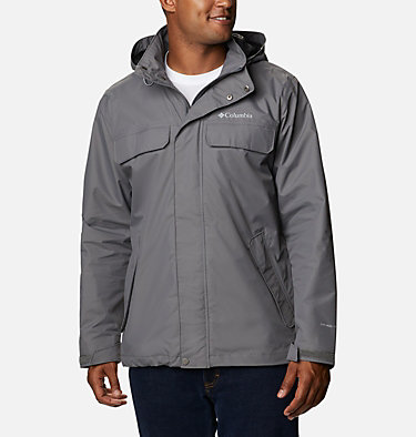 Men's Oak Springs™ II Jacket Oak Springs™ II Jacket | 441 | L, City Grey, front