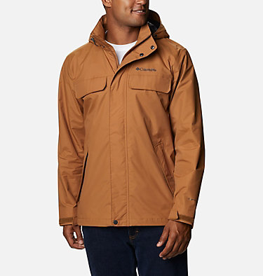 Men's Oak Springs™ II Jacket Oak Springs™ II Jacket | 441 | L, Camel Brown, front
