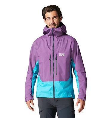 Men's Exposure/2™ Gore-Tex® Pro Jacket Exposure/2™ Gore-Tex Pro Jacket | 750 | L, Cosmos Purple, front